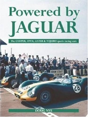 Powered by Jaguar By Doug Nye