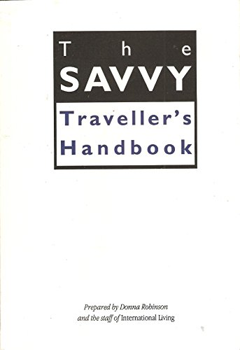 Savvy Traveller's Handbook By Research Team