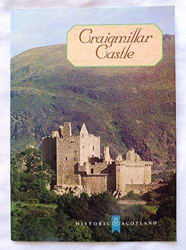 Craigmillar Castle By Great Britain Scottish Development Deptartment