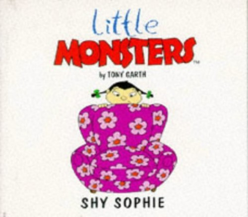 Shy Sophie By Tony Garth