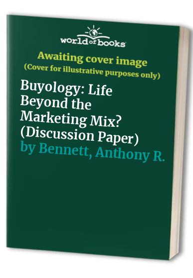 Buyology By Anthony R. Bennett