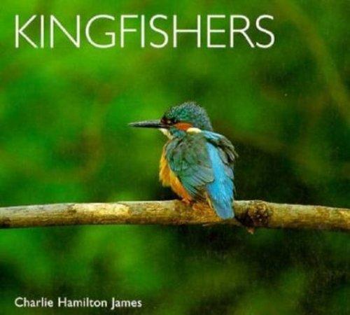 Kingfishers (Worldlife Library) By Charlie Hamilton James