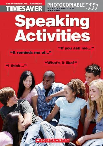 Speaking Activities Pre-intermediate - Advanced By Jon Hird