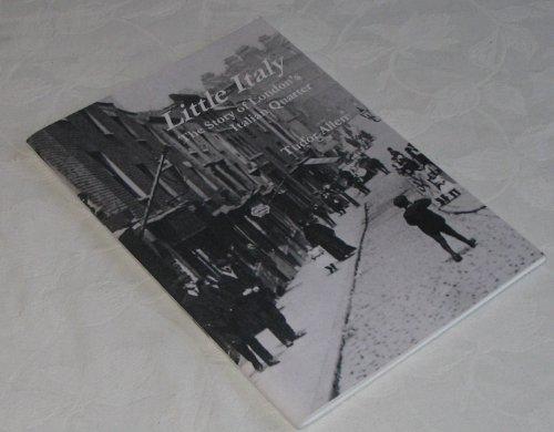 Little Italy By Tudor Allen