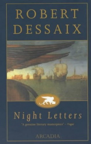 Night Letters By Robert Dessaix