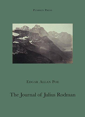 The Journal of Julius Rodman By Michael David (Writer (Afterword))