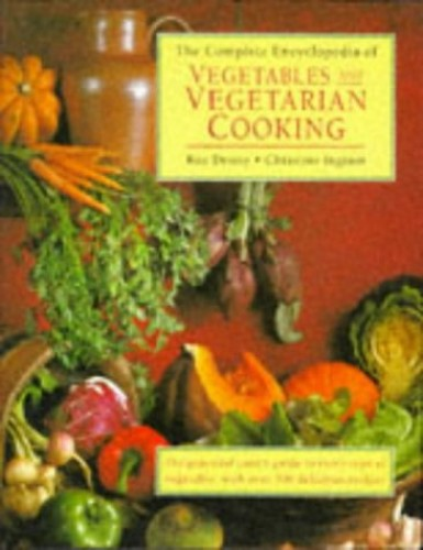 Vegetables and Vegetarian Cooking by Roz Denny