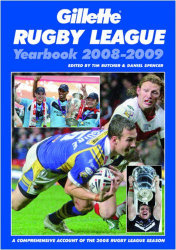 Gillette Rugby League Yearbook By Tim Butcher