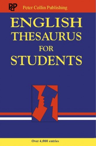 English Thesaurus for Students By Jim Green