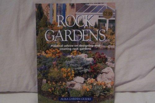 Rock Gardens (Aura Garden Guides) By martina-eva-richyer