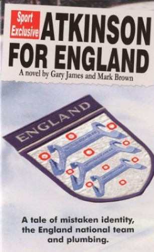 Atkinson for England By Gary D. James