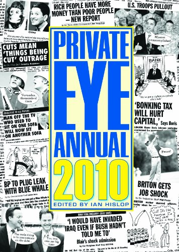 Private Eye Annual 2010 (Annuals) By Ian Hislop