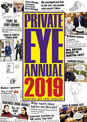 Private Eye Annual By Ian Hislop
