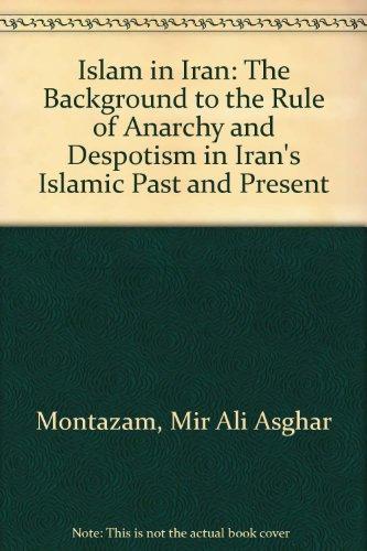 Islam in Iran By Mir Ali Asghar Montazam