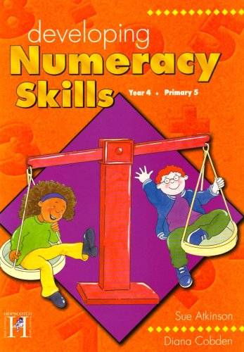 Numeracy Skills By Sue Atkinson