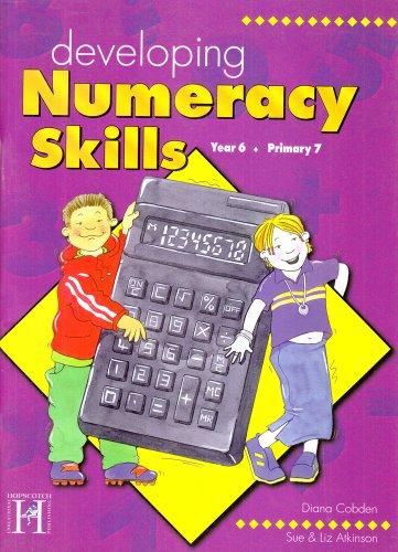 Numeracy By Sue Atkinson