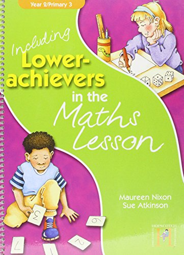 Including Lower Achievers in the Maths Lesson Year 2 By Sue Atkinson