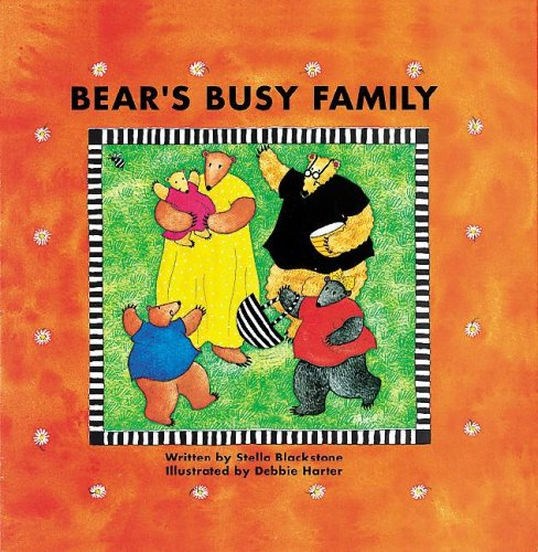 Bear's Busy Family by Stella Blackstone