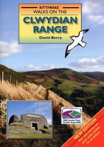 Walks on the Clwydian Range By David Berry