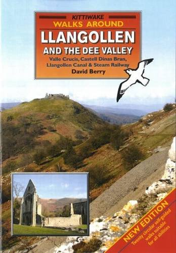 Walks Around Llangollen and the Dee Valley by David Berry