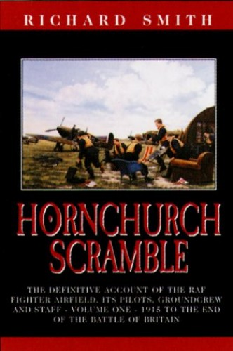 Hornchurch Scramble By Richard Smith