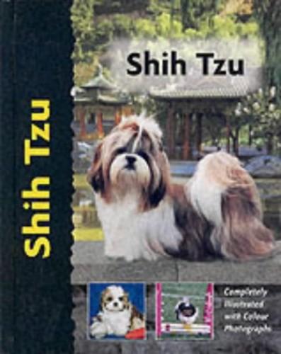 Pet Love Shih Tzu By Juliette Cunliffe