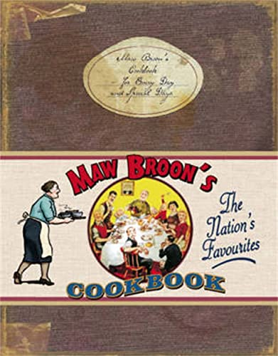 Maw Broon's Cookbook By Waverley Books