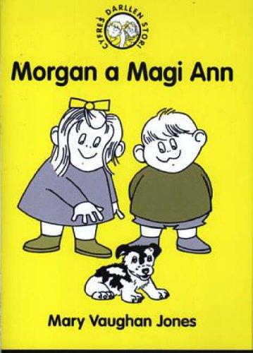 Morgan a Magi Ann By Mary Vaughan Jones