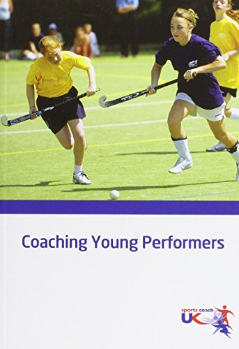 Coaching Young Performers By Chris Earle