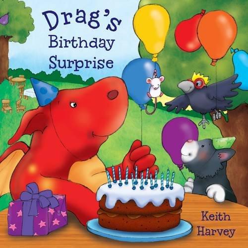 Drag's Birthday Surprise By Keith Harvey