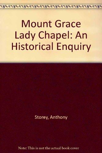 Mount Grace Lady Chapel By Anthony Storey