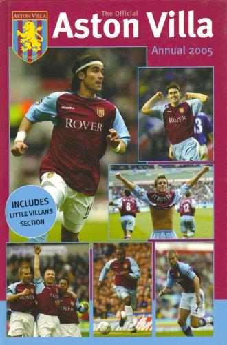 Official Aston Villa Football Club Annual