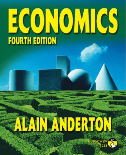 Economics by A.G. Anderton