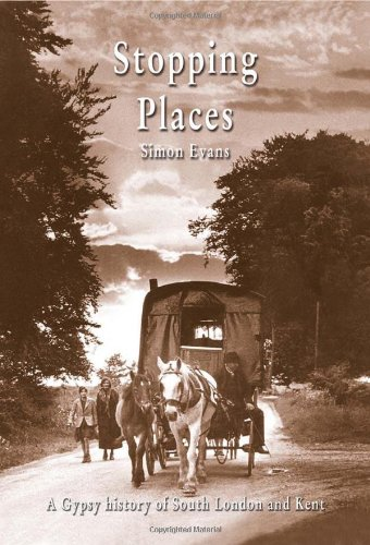 Stopping Places By Simon Evans
