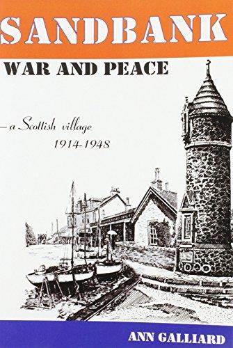 Sandbank - War and Peace By Ann Galliard