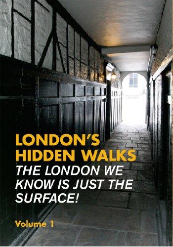 London's Hidden Walks By Stephen Millar