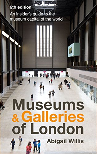 Museums & Galleries of London By Abigail Willis