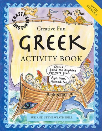 Greek Activity Book by Steve Weatherill