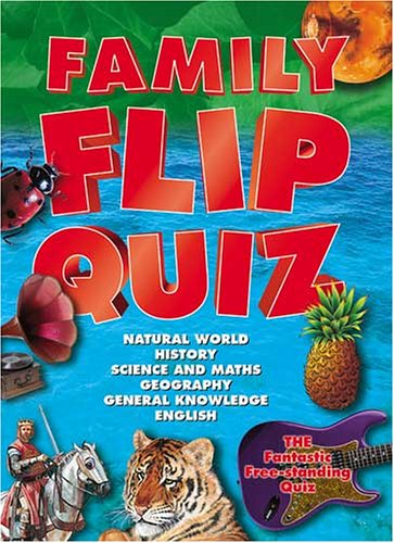 Family Flip Quiz: Bk.2: General Knowledge by John Paton