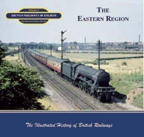British Railways in Colour By Alan Earnshaw