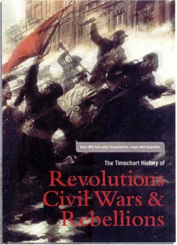 The Timechart History of Revolutions, Civil Wars and Rebellions By Meredith Macardle