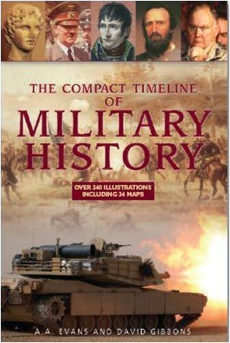 The Compact Timeline of Military History By A.A. Evans