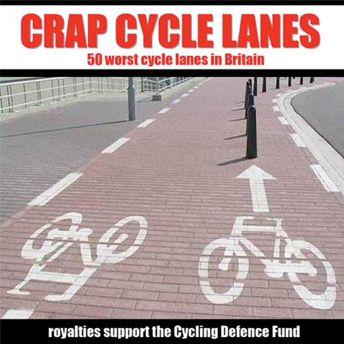 Crap Cycle Lanes By Warrington Cycle Campaign