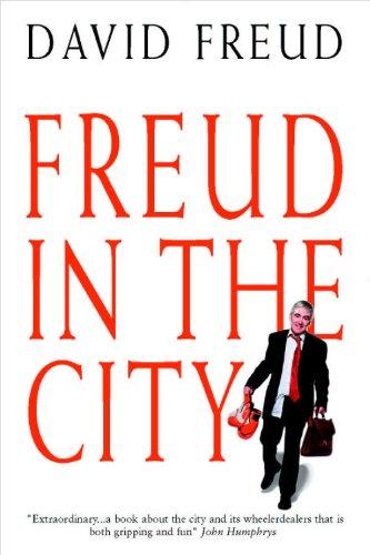 Freud in the City By David Freud