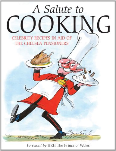 A Salute to Cooking By Angela Currie