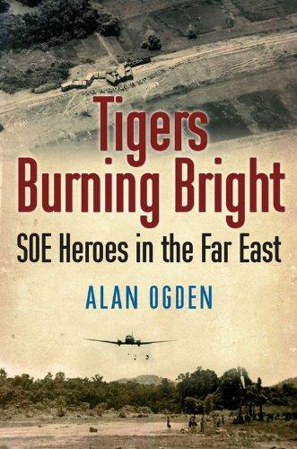 Tigers Burning Bright By Alan Ogden