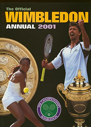 The Official Wimbledon Annual By LAT