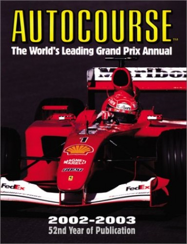 Autocourse By Volume editor Alan Henry