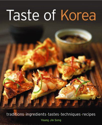 Taste of Korea By Young Jin Song