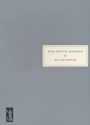 Miss Buncle Married By D. E. Stevenson